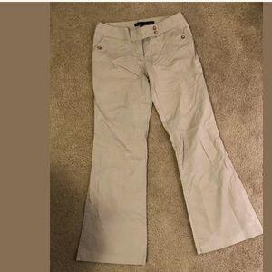 "The Limited ""Sexy Drew"" Khaki Pants"
